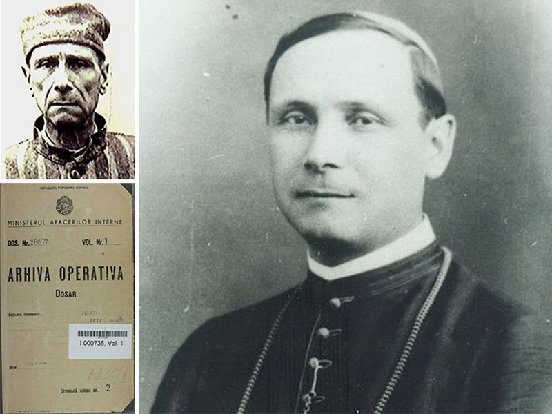 "Imagini pentru episcopul Iuliu Hossu"""