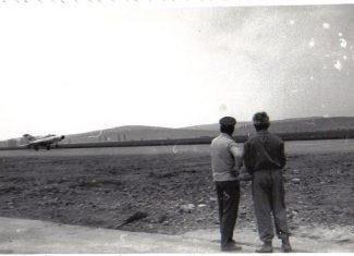 prima aterizare pe aerodromul din Câmpia Turzii