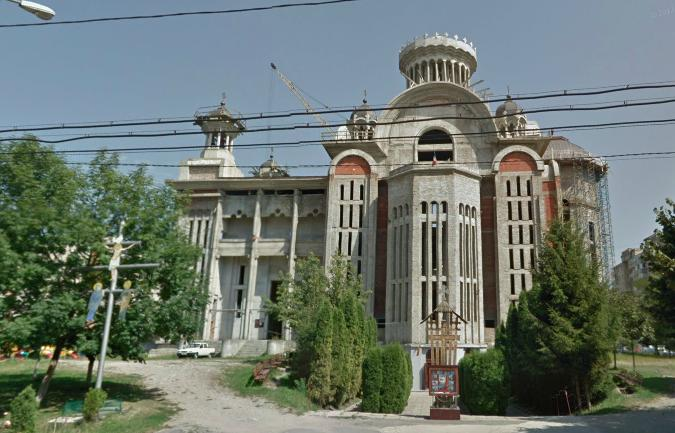 biserica ortodoxa manastur