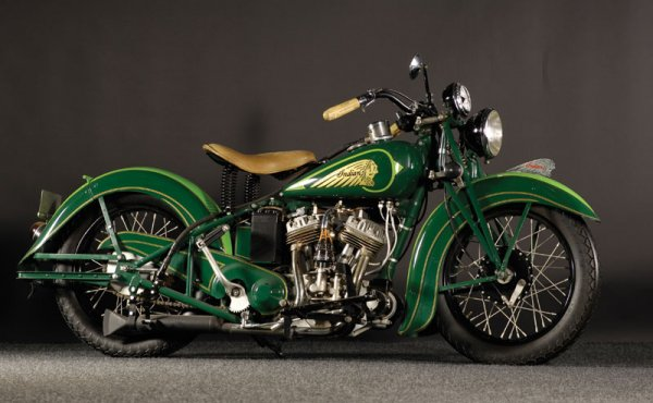 Indian scout (1937)