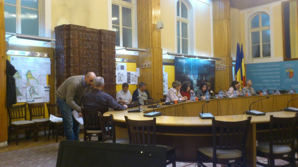 Proiectul propus in sudul orasului a fost reanalizat in sedinta CTATU