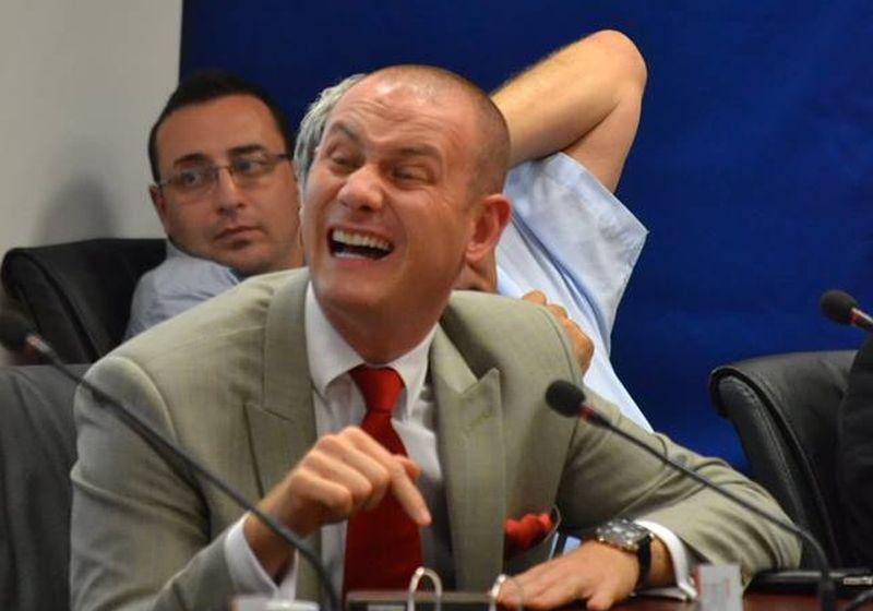 Seplecan a ratat șefia județului, dar acum vrea să fie vicepreședinte             foto: Mihai HENDEA