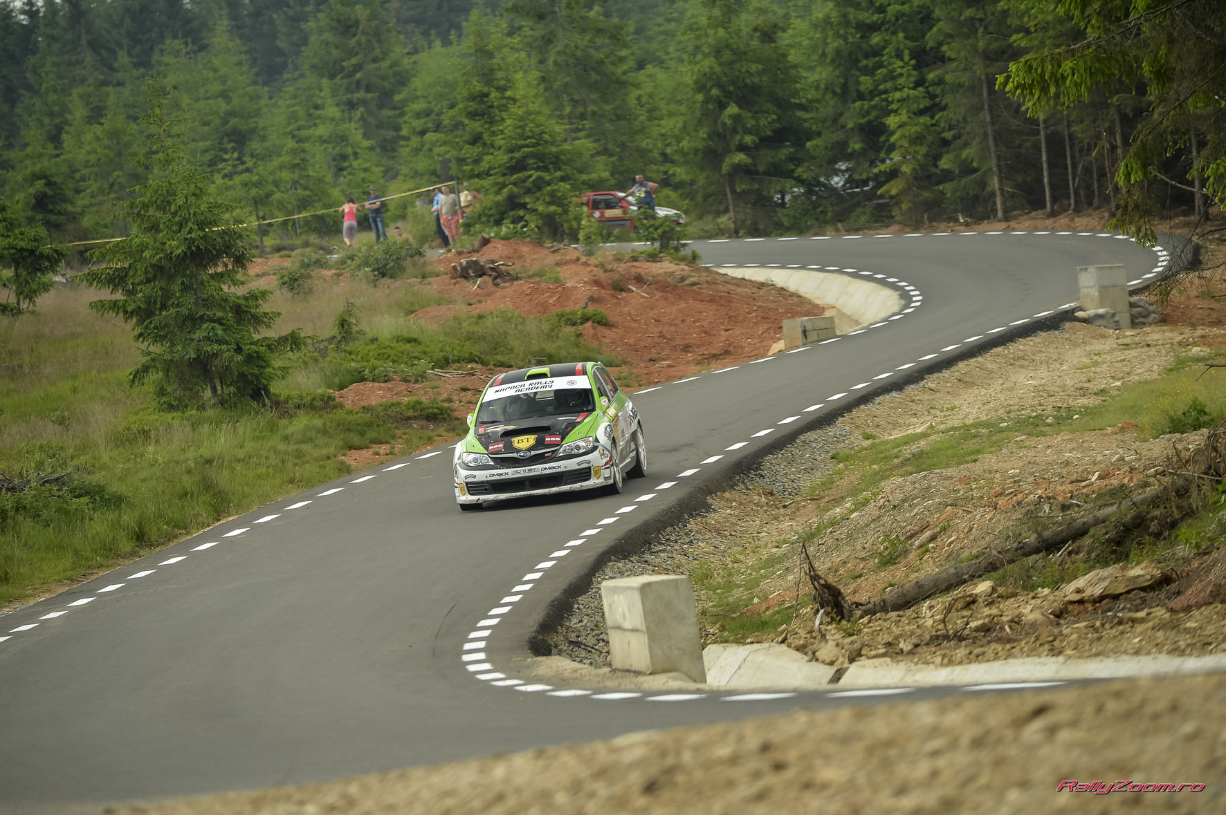 Simone Tempestini-Dorin Pulpea - Transilvania Rally 2013 - 76