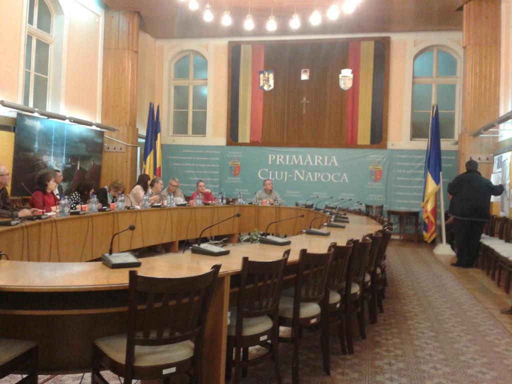 Sedință urbanism 5 iunie