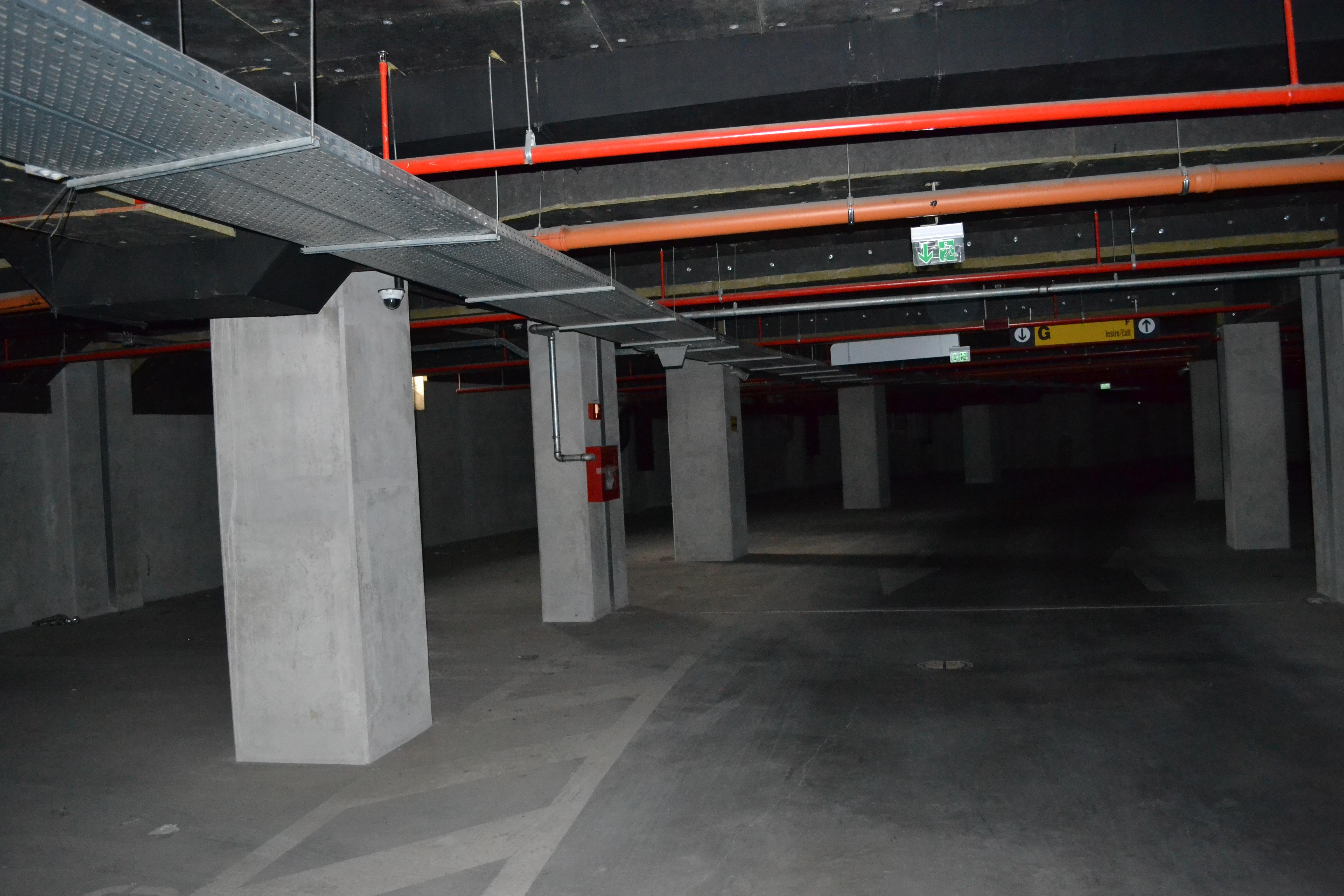 foto: Mihai Hendea Parcarea Cluj Arena
