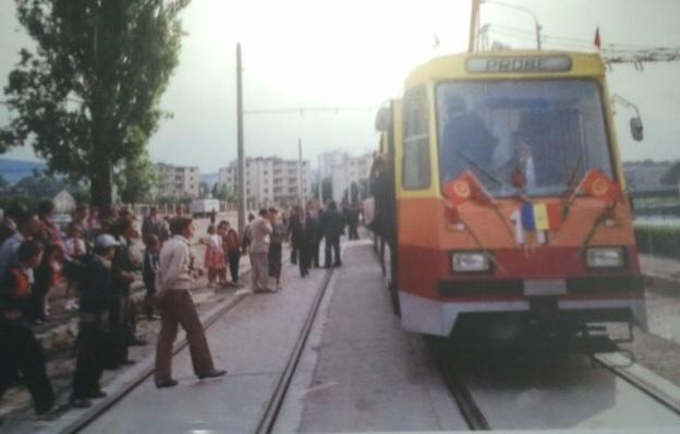 inaugurare tramvai 2