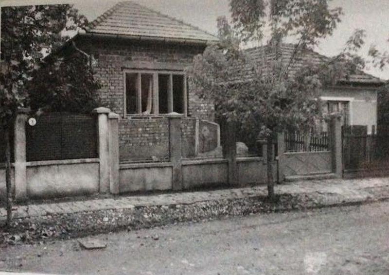 Casa victimei de pe strada Vasile Lucaciu