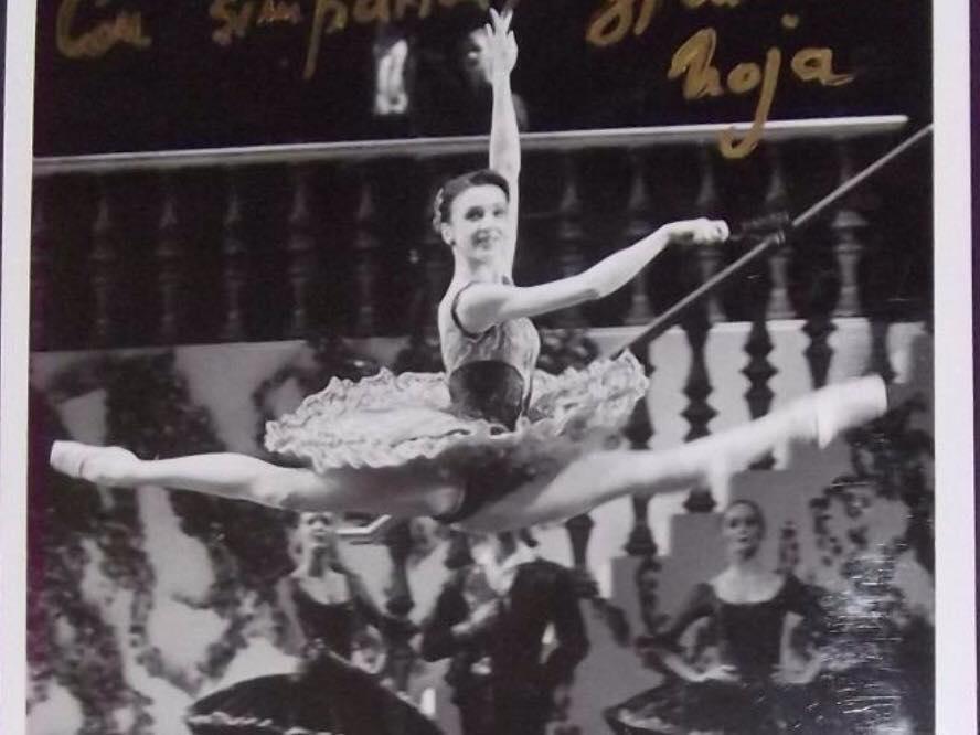 Sursa foto: Studiourile de balet Simona Noja