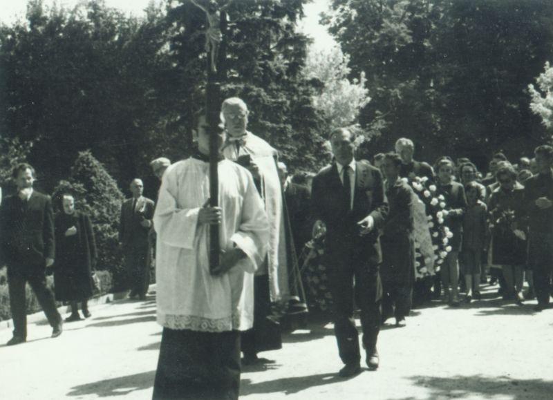 Inmormantarea Episcopului Iuliu Hossu 4