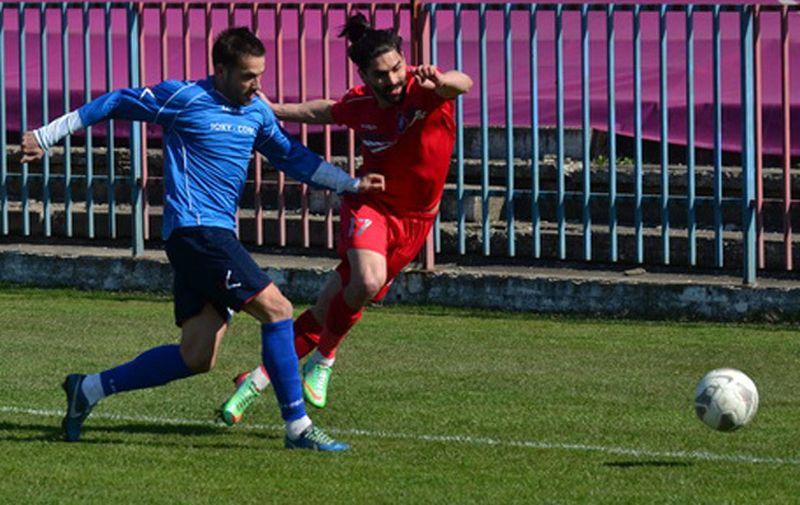 Cristi Andor, un jucător pregătit să renunțe la visul de fotbalist