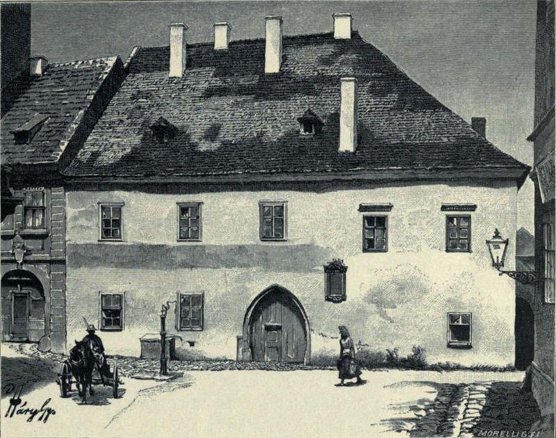 Casa Matia Corvin