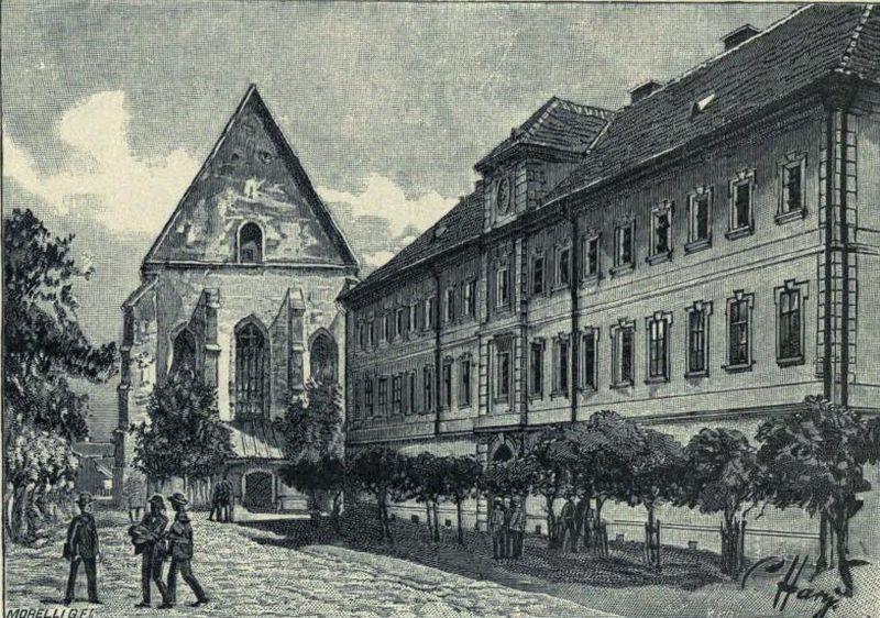 Strada Kogălniceanu de astăzi