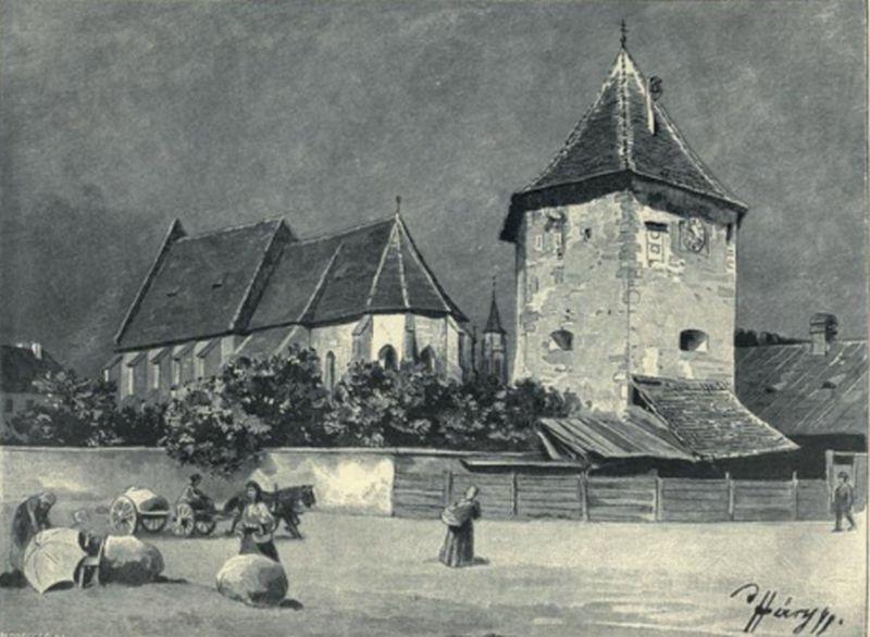 Vedere Catedrala Sfântul Mihail