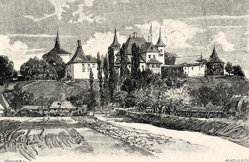 castel manastireaf