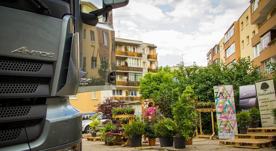 ZA 2013 Parc mobil. Sursa foto: AStA