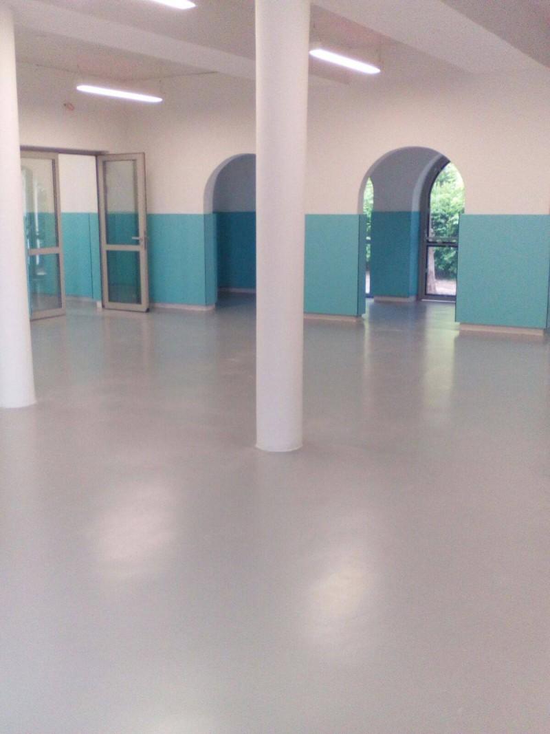 corp de clădire deja finalizat - școala Agârbiceanu