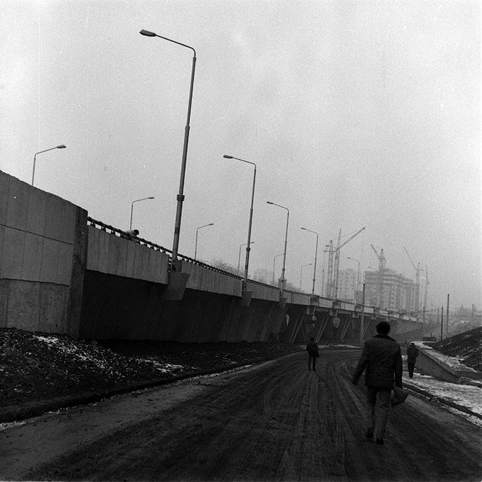 calvaria podul 1987-1991