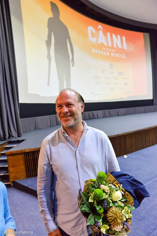 Foto Nicu Cherciu. Sursa foto:  Câini-Filmul (pagina oficiala)