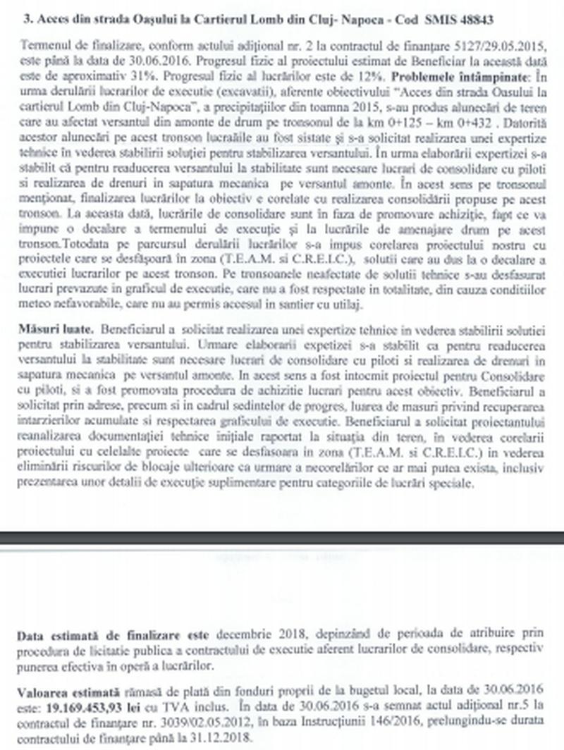 stadiu drum Lomb, sursa: primariaclujnapoca.ro