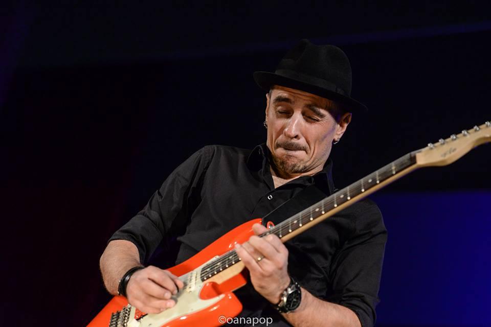 Florin Giuglea. Sursa foto: Cluj Blues Fest