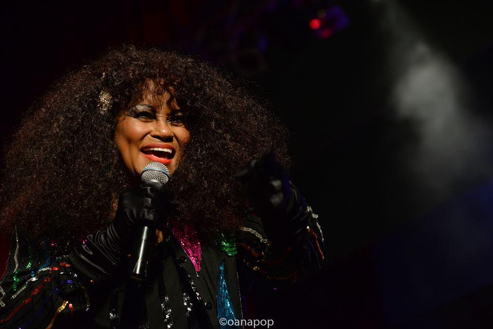 Harriet Lewis. Sursa foto: Cluj Blues Fest