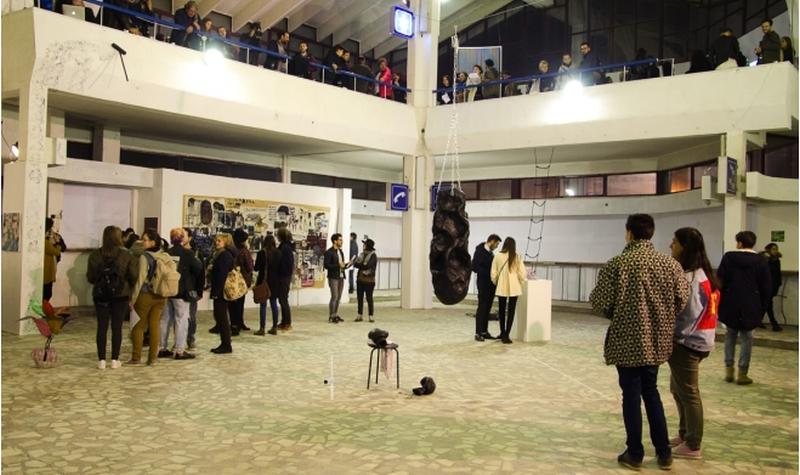 expoziție Gara mică -BerlinînClujClujînBerlinoctombrie 2015