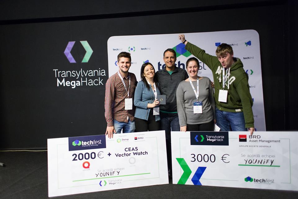Susrsa foto: Cluj Techfest
